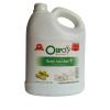 nước rửa chén cho da nhay cảm tinh dầu sả chanh 3,8l